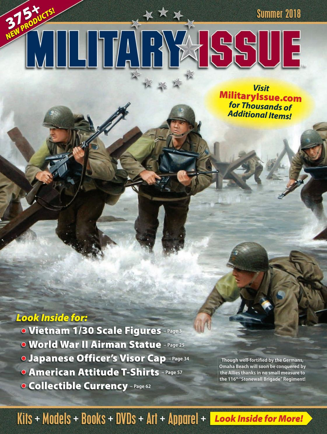 Military Issue - Summer 2018 by Historic Sales - issuu