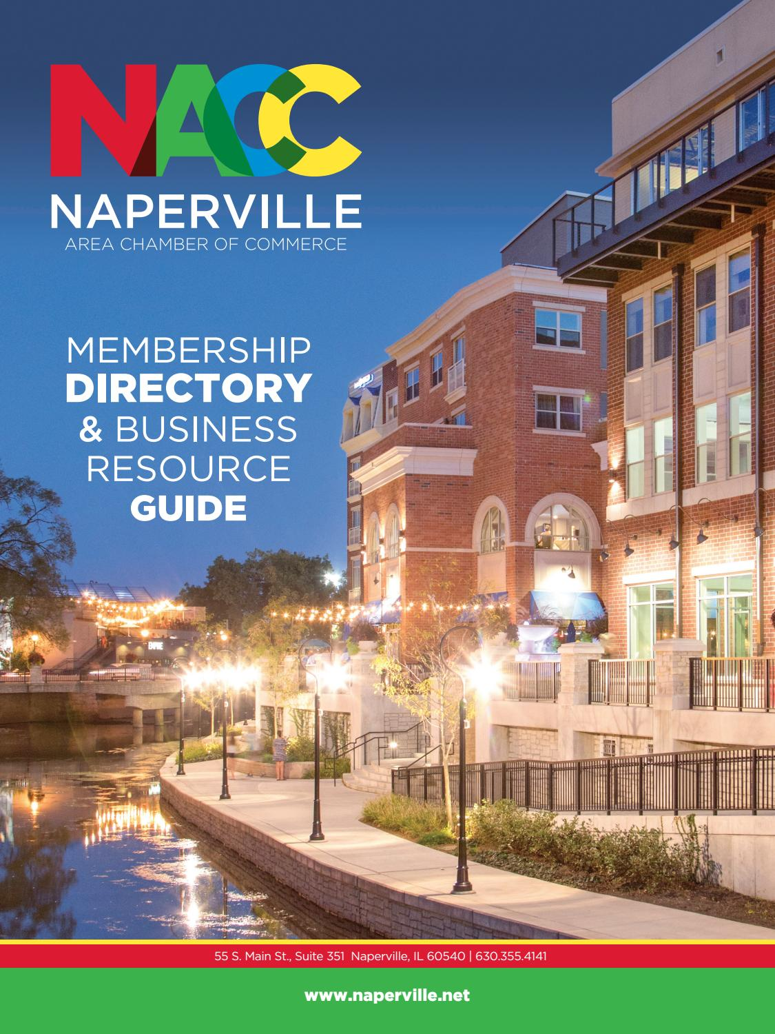Naperville IL Community Guide 2018 by Town Square