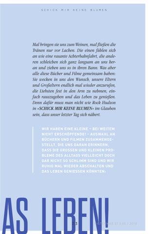 Page 73 of Geniesst das Leben
