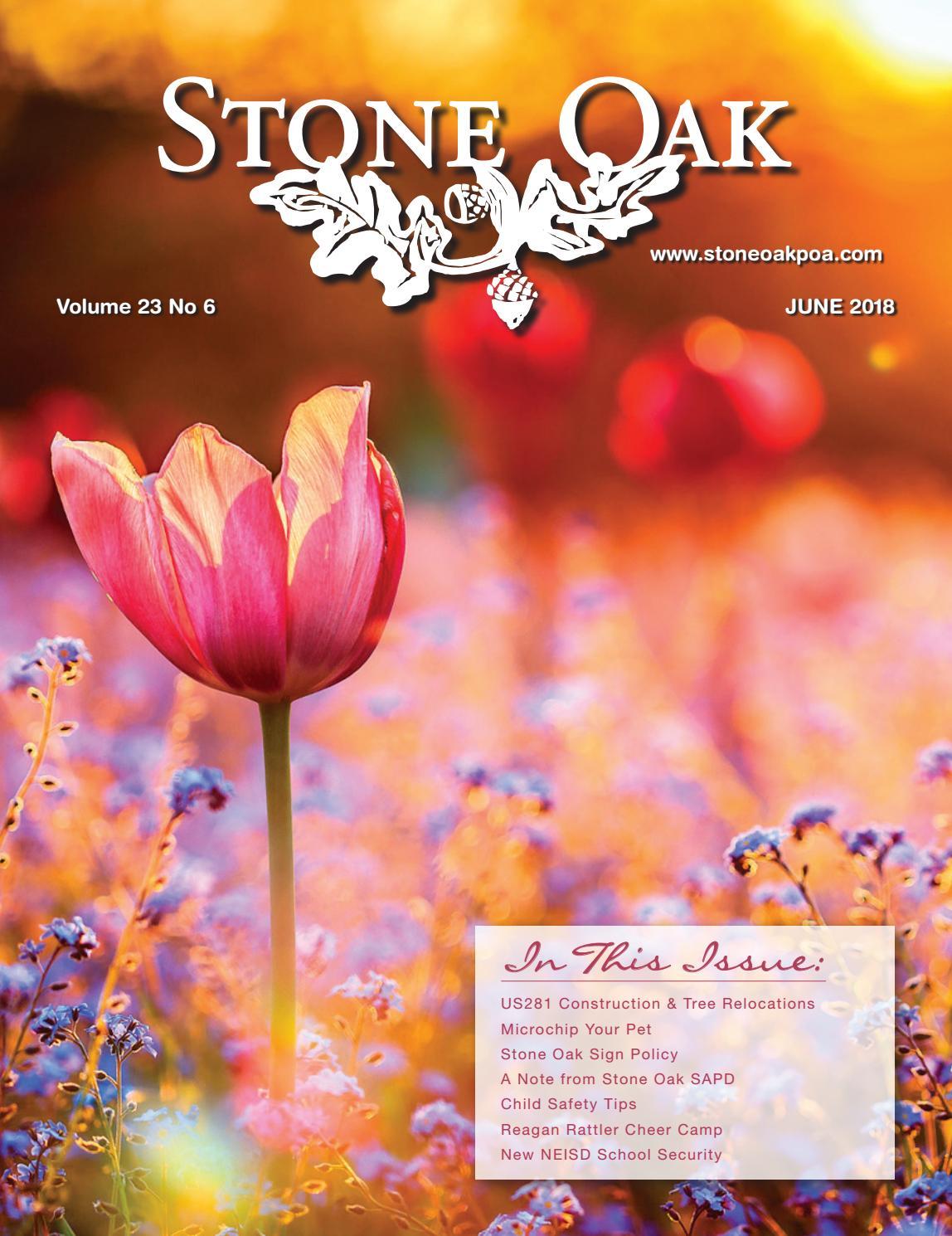 Stone Oak by Digital Publisher - issuu