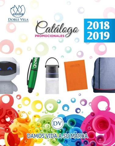 e3062f5ae9b4 Catalogo Doble vela 2018 2019 by M Publicidad - issuu