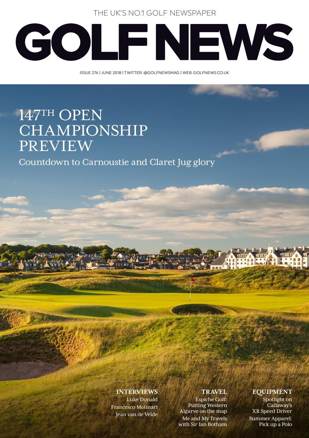 Golf News June 2018 by Golf News - issuu 03221d7c5