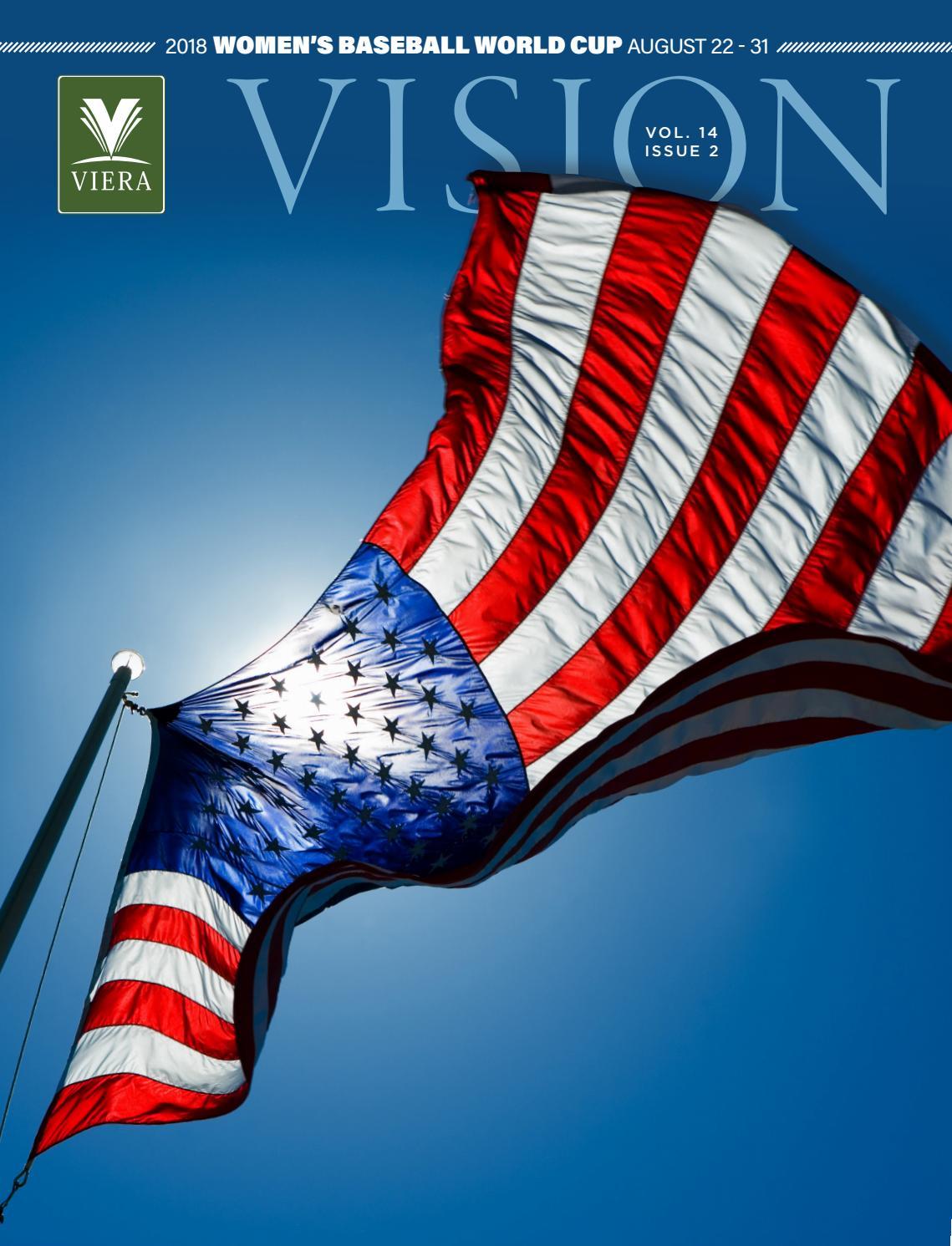 Viera Vision Volume 14, Issue 2 by The Viera Company/Viera