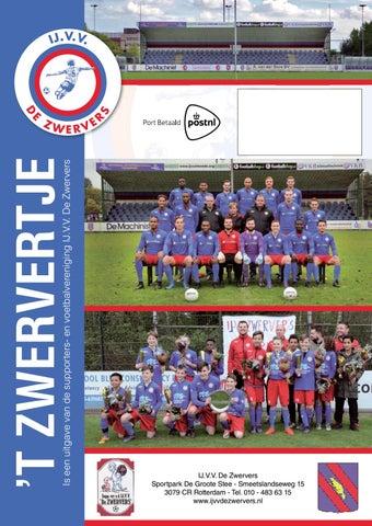 5e3080a019f t Zwervertje Seizoen 2013/2014 editie 3 by IJVV De Zwervers - issuu