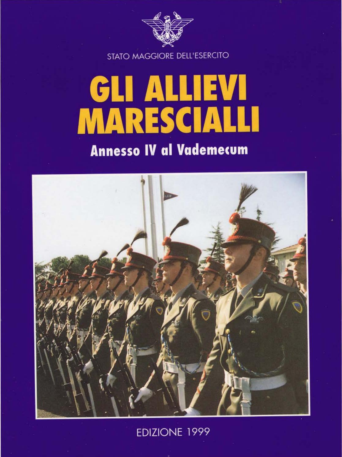 GLI ALLIEVI MARESCIALLI by Biblioteca Militare - issuu 3b0e5b8a4680