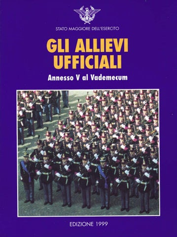 GLI ALLIEVI UFFICIALI by Biblioteca Militare - issuu 895cd8907f07