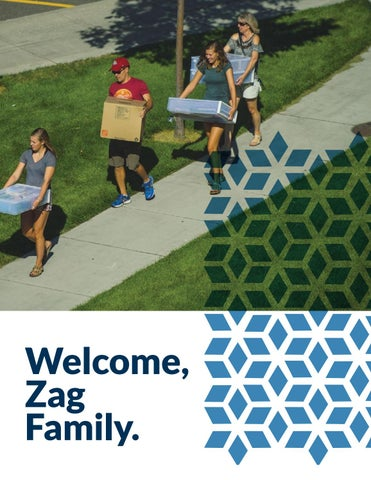 Parent & Family Newsletter 2018 by Gonzaga University - issuu