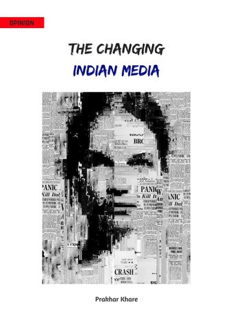 Page 19 of The Changing Indian Media