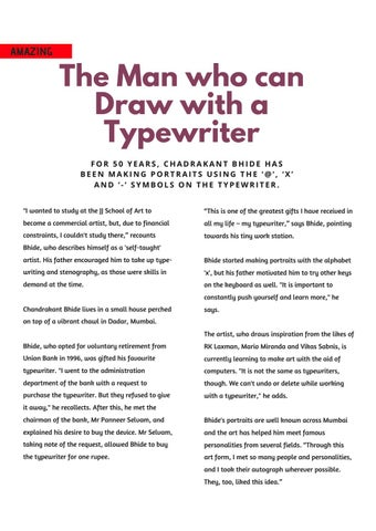 Page 24 of The man who can draw with a Typewriter
