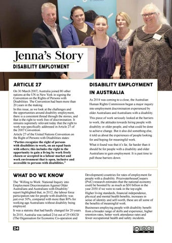 Page 24 of Jenna's Story: Disability Employment