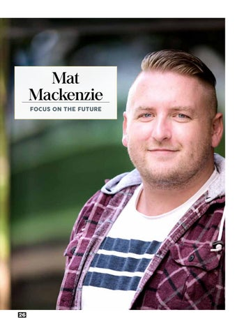 Page 26 of Mat MacKenzie: Focus on the Future