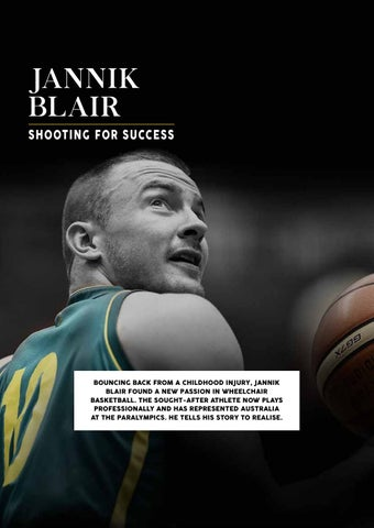Page 30 of Jannik Blair: Shooting for Success