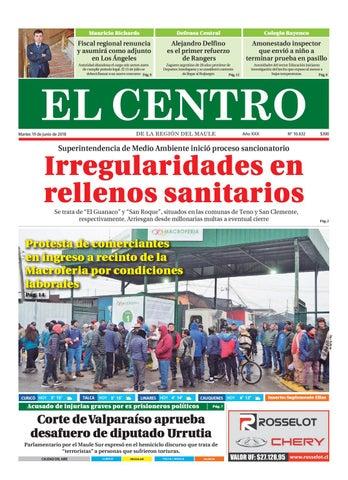 Diario 19 06 2018 by Diario El Centro S.A - issuu a06c51b5232a2