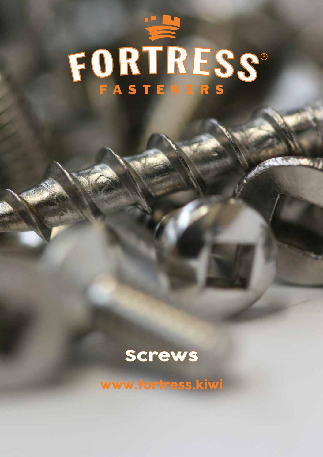 40 x TORX Fast CSK Easy TORX Head WOODSCREWS 3.5mm x 25mm Free BIT