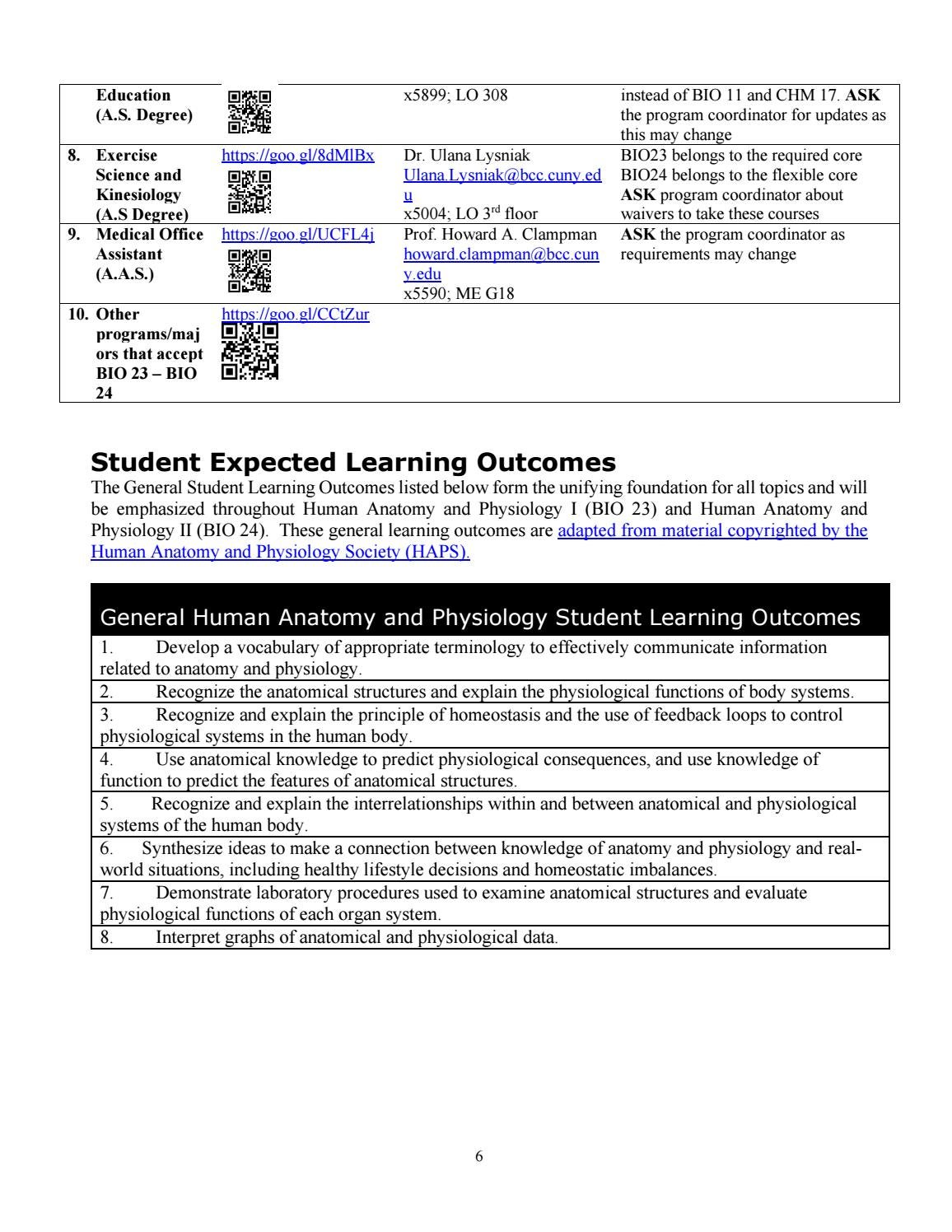 BIO24 F17-S18 Complete Course Guide by Human Anatomy - issuu