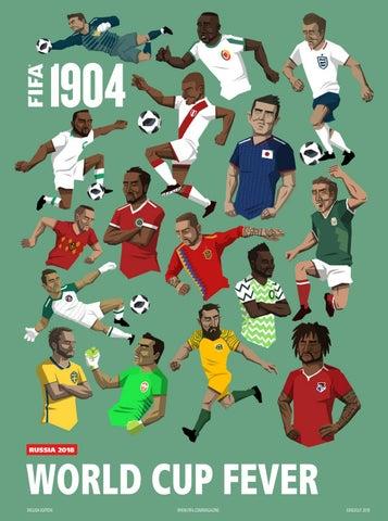 FIFA 1904 June July 2018 by Fédération Internationale de Football ... e19be2772b