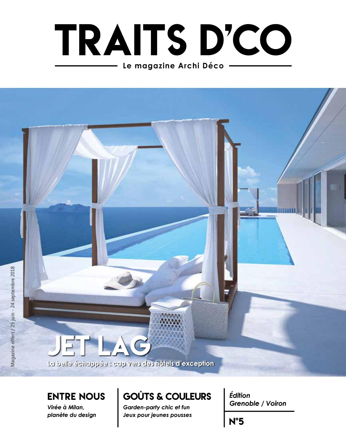 Traits D Co Magazine Grenoble Voiron N5 Juin 2018 By Traits D Co Issuu