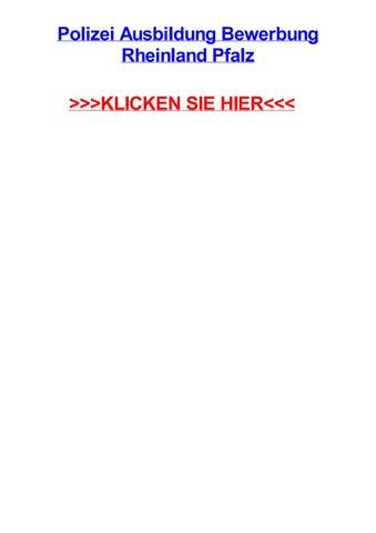 ᐅ Einstellungstest Polizei Rheinland Pfalz 4