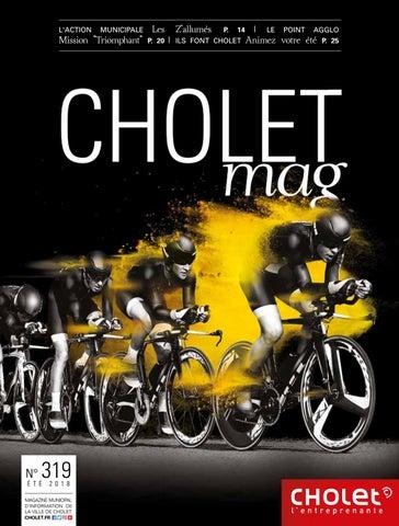 Choletmag - été 2018 by Ville de Cholet - issuu df981473b80