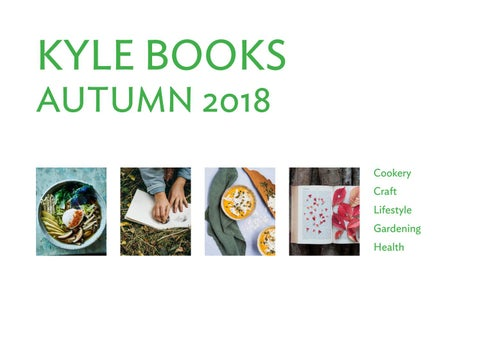 Kyle Books Autumn 2018 Catalogue with complete backlist by Octopus ... 38fd9505dc8