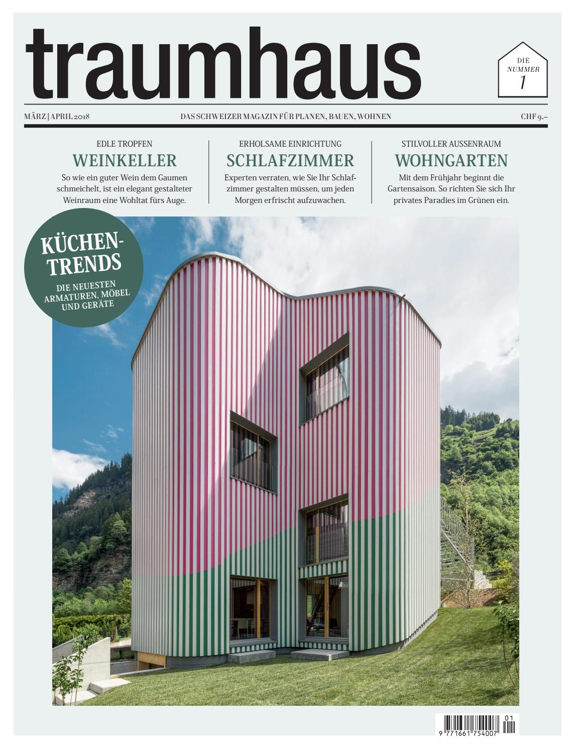 traumhaus 01 2018 by BL Verlag AG - issuu