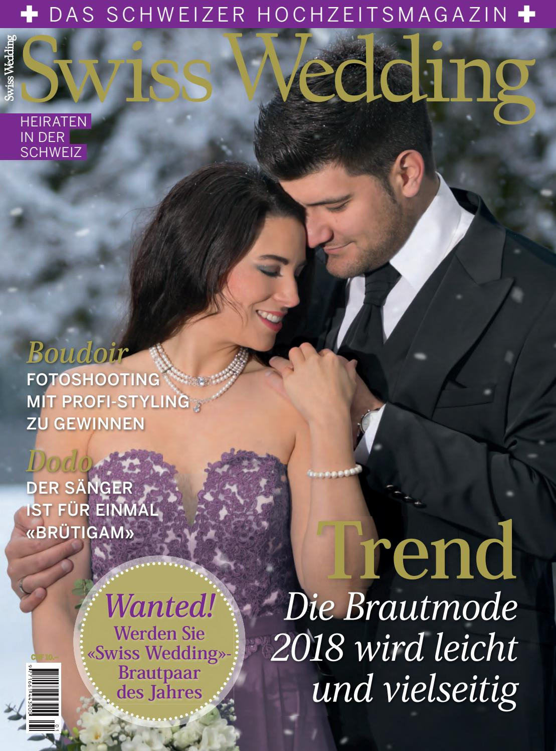 Swiss Wedding 01 2018 by BL Verlag AG - issuu