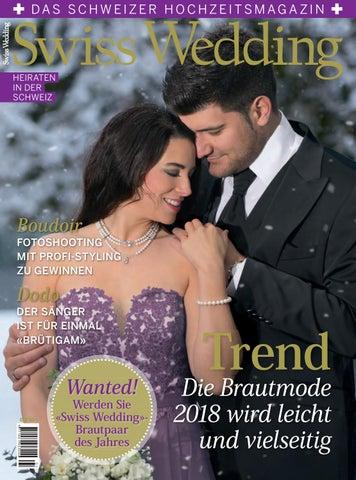 Swiss Wedding 01 2018 By Bl Verlag Ag Issuu