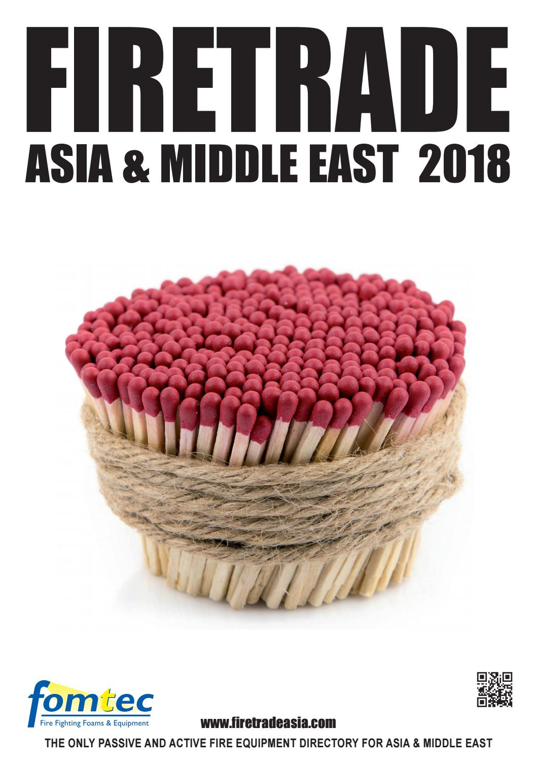 Firetrade Asia Middle East 2018 By Hemming Group Issuu Zeca 240m Llb C S1