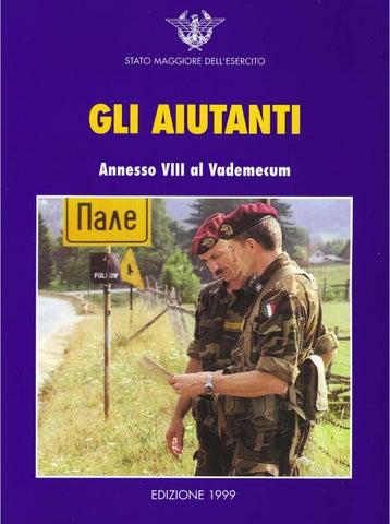 GLI AIUTANTI by Biblioteca Militare - issuu 37c7e051a710