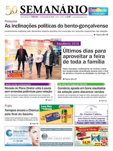 d440618c9cc Jornal semanário – 16 de junho de 2018 – ano 51 – nº 3446 by Jornal ...