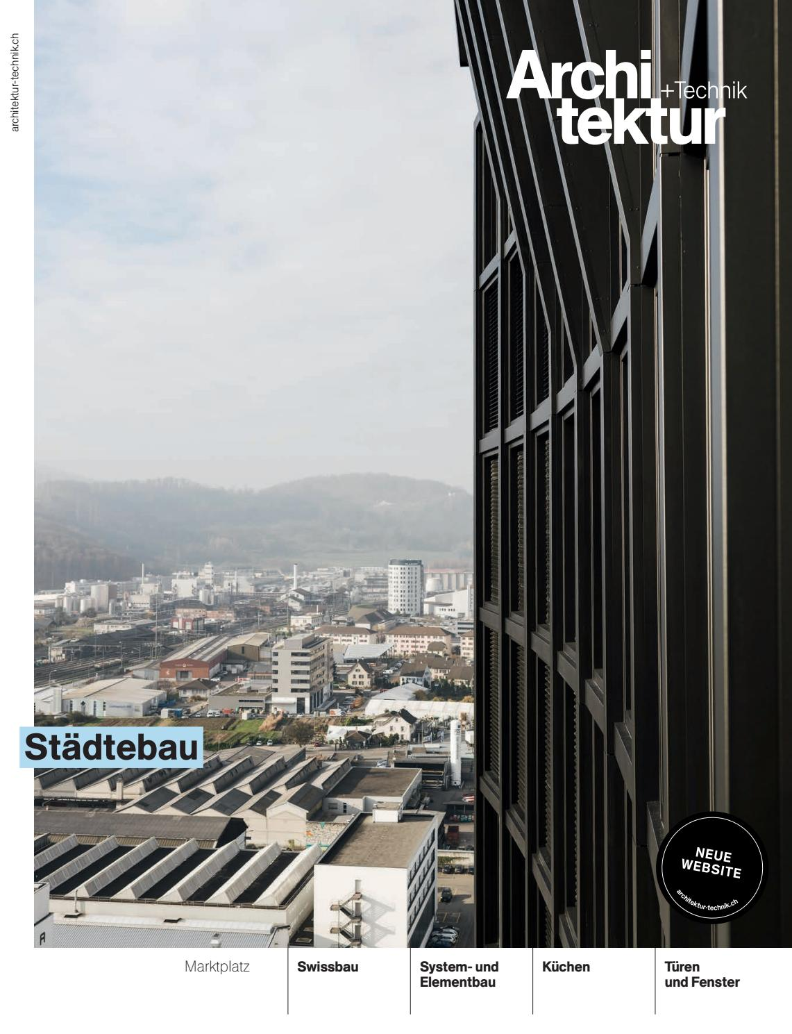 Architektur+Technik 12 2017 by BL Verlag AG issuu