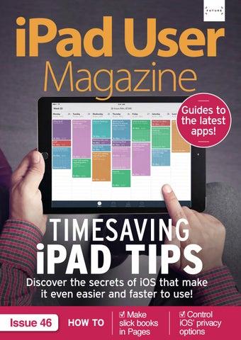 ipad user manual app