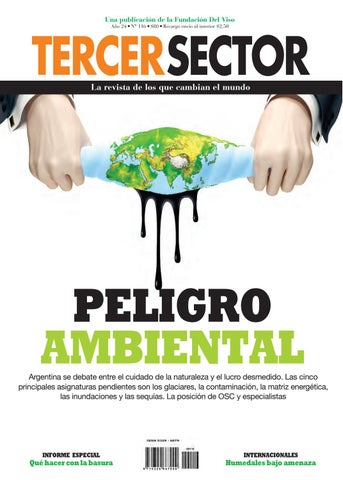 Revista Tercer Sector Edicion 116 by Tercer Sector - issuu