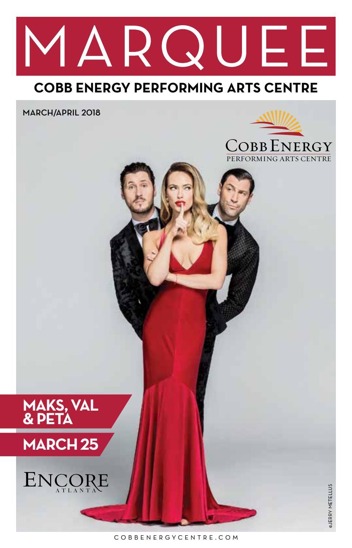 Cobb Energy Performing Arts Centre :: Marquee Encore Atlanta