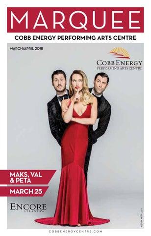 Cobb Energy Performing Arts Centre Marquee Encore Atlanta