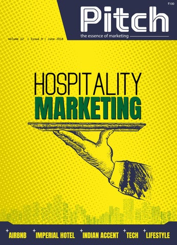 Pitch june issue 2018 by Adsert Web Solutions - issuu