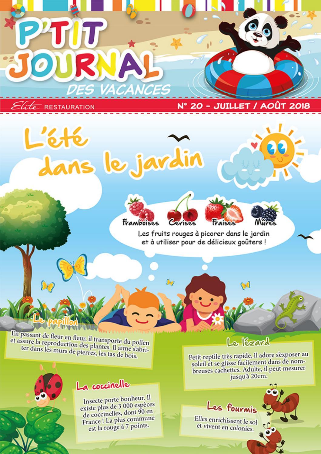 Ptit journal ELITE by Proxilog - issuu