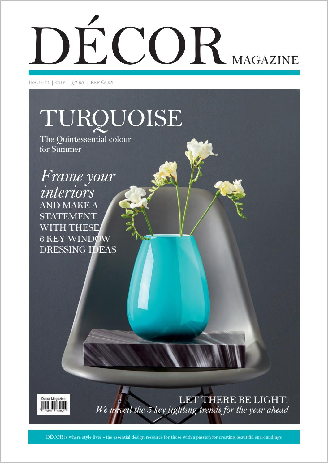 Stupendous Decor Magazine By Clearvision Marketing Issuu Caraccident5 Cool Chair Designs And Ideas Caraccident5Info