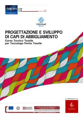 Ricerca su tessile e abbigliamento Città Studi Biella by Massimo D ... 065b5ed200c