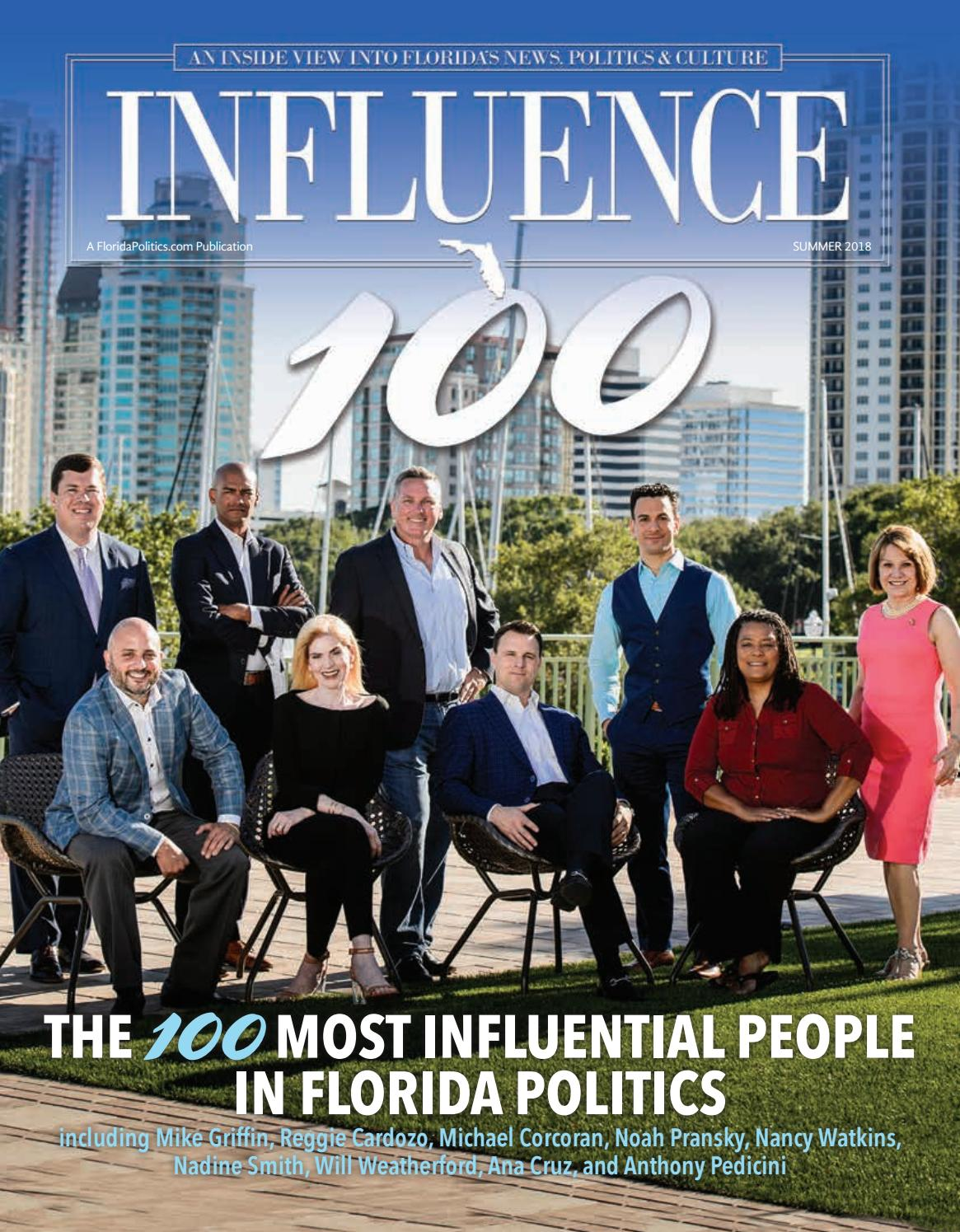 INFLUENCE Magazine — Summer 2018 by Extensive Enterprises