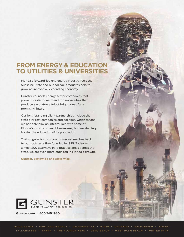 INFLUENCE Florida Magazine – Summer 2018 by Extensive Enterprises