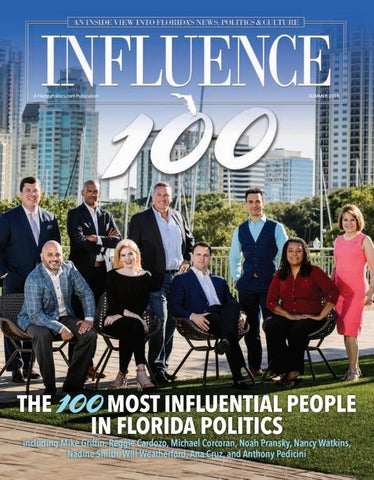 c769e9d8 INFLUENCE Florida Magazine – Summer 2018 by Extensive Enterprises ...