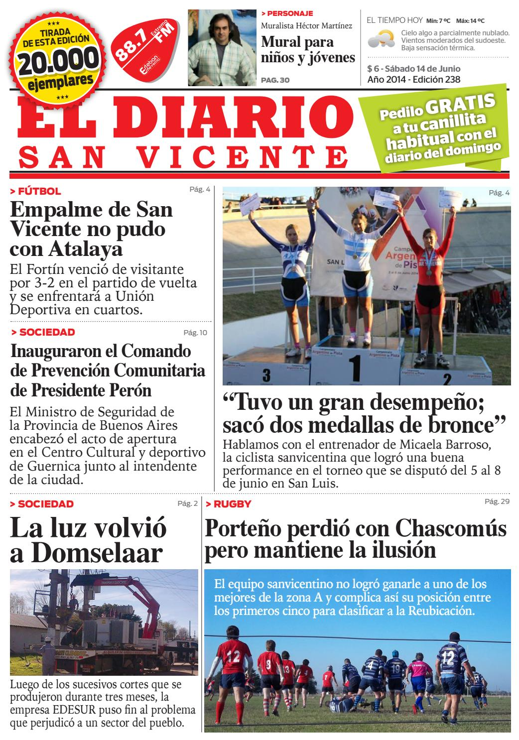 238 San Vicente By El Diario Sur Issuu