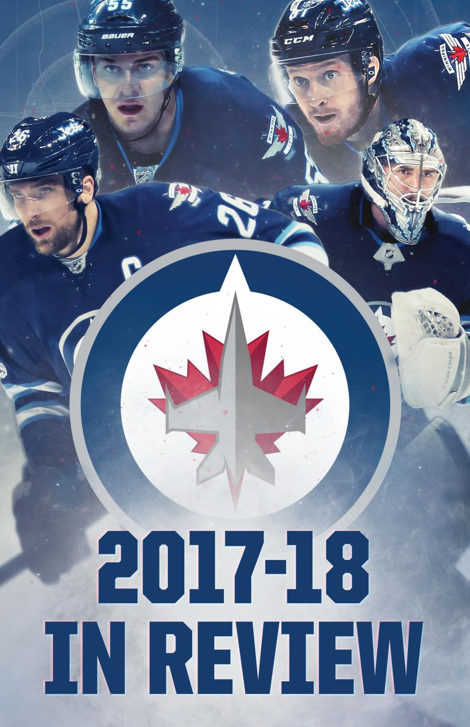 Winnipeg Jets 2017 18 Season In Review By Winnipeg Jets Issuu