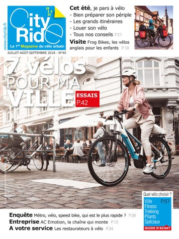 outlet store 942b5 3d5b1 City Ride 30 by Editions Blue Ride - issuu
