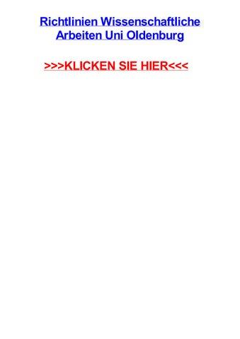deckblatt dissertation uni oldenburg