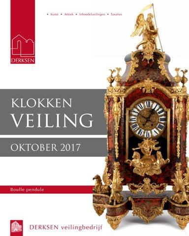 catalogus oktober 2017derksen veilingbedrijf - issuu