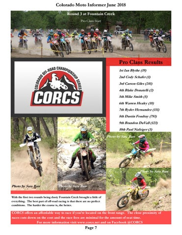 Page 7 of CORCS