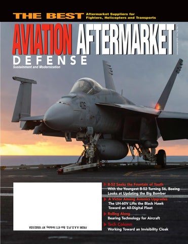 Aviation Aftermarket Defense (AAD) Spring/Summer 2018 by ABD Online