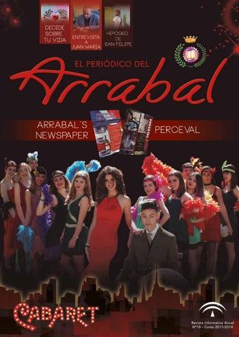 El Periódico Del Arrabal 2018 By Fm Revista De Cultura Issuu